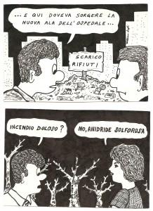 Vignetta 3 della favola del cielo